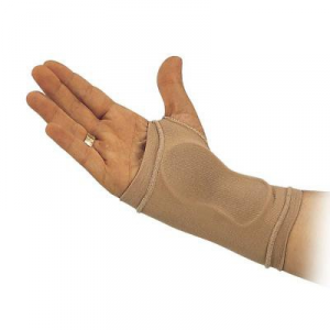 Carpal gel sleeve cuscinetto di oleo-gel