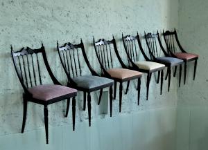 Set sedie Policolor