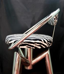 Sgabelli Zebra