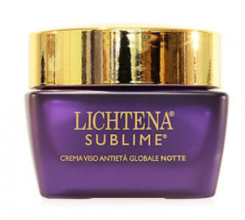 LICHTENA SUBLIME CREMA ANTI ETA' GLOBALE NOTTE 50 ML