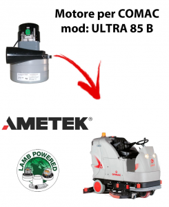 ULTRA 85 B Ametek Vacuum Motor for scrubber dryer Comac