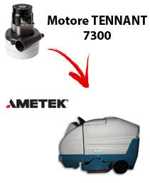 7300 Vacuum motors AMETEK for scrubber dryer TENNANT