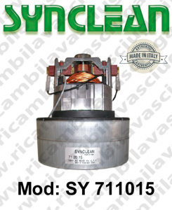 Vacuum motor SY  712015 SYNCLEAN for vacuum cleaner
