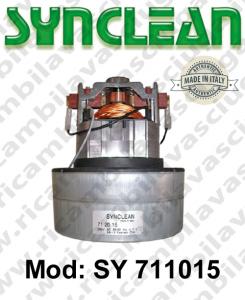 Vacuum motor SY  712015 SYNCLEAN for vacuum cleaner