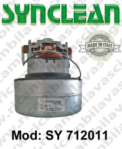 Vacuum motor SY  712011 SYNCLEAN for vacuum cleaner