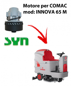 INNOVA 65 M Vacuum motor SY N for scrubber dryer Comac