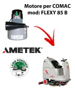 FLEXY 85 B Ametek Vacuum Motor for scrubber dryer Comac