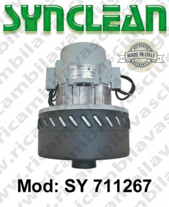 Vacuum motor SY  711267 SYNCLEAN for scrubber dryer