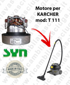 T 111 Vacuum motor SY NCLEAN  for vacuum cleaner KARCHER
