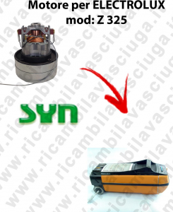 Z 325 automatic SYNCLEAN VACUUM MOTOR for vacuum cleaner ELECTROLUX