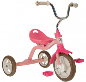 ITALTRIKE TRICICLO CLASSIC PINK 1011 - SUPER TOURING PINK