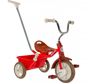 ITALTRIKE TRICICLO PASSENGER RED CHAMPION