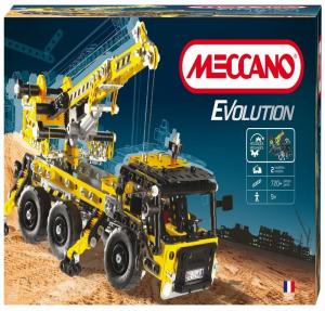 MECCANO CRANE TRUCK EVOLUTION 868200