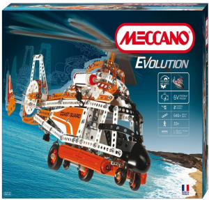 MECCANO MOTORIZED HELICOPTER EVOLUTION 868210