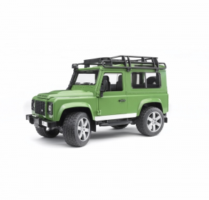 BRUDER LAND ROVER DEFENDER STATION WAGON 2590