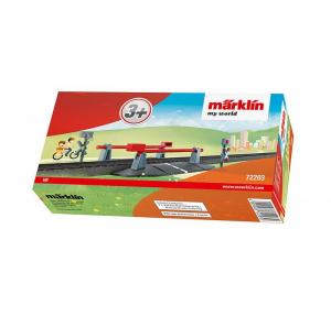 MAERKLIN PASSAGGIO A LIVELLO MANUALE cod. 72203