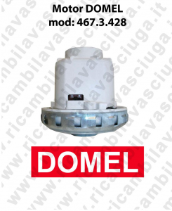 DOMEL Vacuum motor 467.3.428 for scrubber dryer e vacuum cleaner