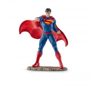 SCHLEICH JUSTICE LEAGUE SUPERMAN CHE COMBATTE 22504