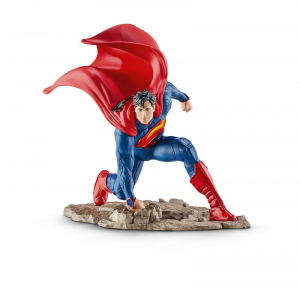 SCHLEICH JUSTICE LEAGUE SUPERMAN IN GINOCCHIO 22505