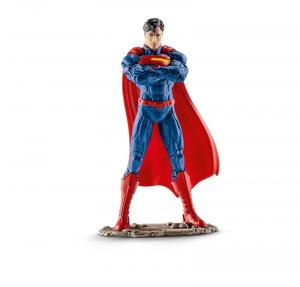 SCHLEICH JUSTICE LEAGUE SUPERMAN 22506