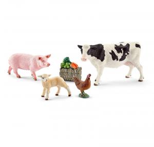 SCHLEICH FARM LIFE I MIEI PRIMI ANIMALI DELLA FATTORIA 41424