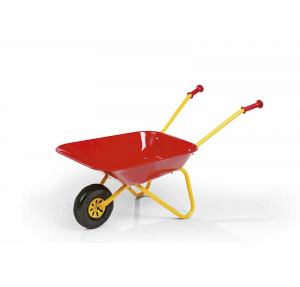 ROLLY TOYS ROLLY CLASSIC SOMMER CARRIOLA ROSSA CON TELAIO GIALLO cod. 270804