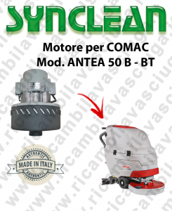 ANTEA 50 B-BT Vacuum motor SYNCLEAN for scrubber dryer COMAC