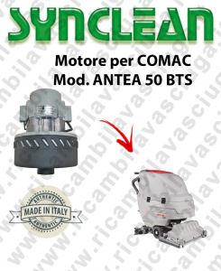 ANTEA 50 BTS Vacuum motor SYNCLEAN for scrubber dryer COMAC
