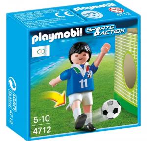 PLAYMOBIL CALCIATORE CALCIO ITALIA 4712