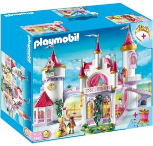 PLAYMOBIL CASTELLO DELLA PRINCIPESSA 5142