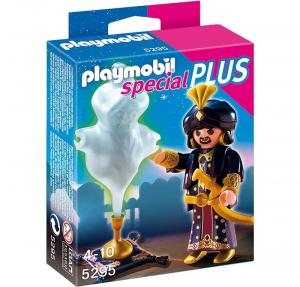PLAYMOBIL MAGO CON GENIO DELLA LAMPADA 5295