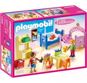 PLAYMOBIL CAMERETTA DEI BAMBINI 5306