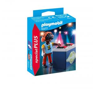 PLAYMOBIL DJ Z 5377