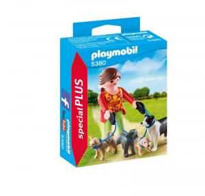 PLAYMOBIL DOG SITTER 5380