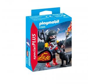PLAYMOBIL GUERRIERO DEL LUPO 5385