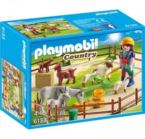 PLAYMOBIL RECINTO DEGLI ANIMALI cod. 6133