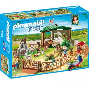 PLAYMOBIL LO ZOO DEI BIMBI cod. 6635