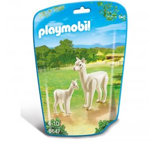 PLAYMOBIL ALPAKA CON CUCCIOLO cod. 6647