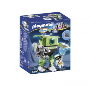 PLAYMOBIL CLEANO 6693