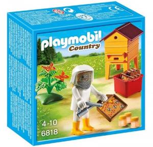 PLAYMOBIL APICOLTRICE CON ARNIA 6818