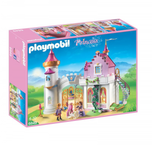PLAYMOBIL RESIDENZA REALE DELLA PRINCIPESSA 6849