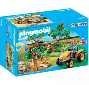 PLAYMOBIL RACCOLTA DELLA FRUTTA 6870