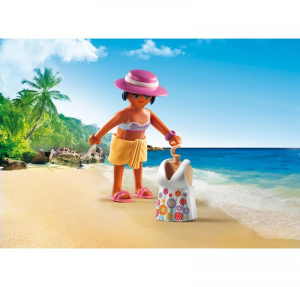 PLAYMOBIL FASHION GIRL MODA MARE cod. 6886