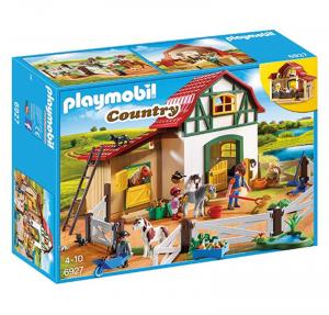 PLAYMOBIL MANEGGIO DEI PONY 6927