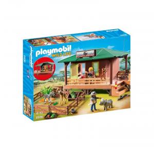 PLAYMOBIL CASERMA DEI RANGERS 6936