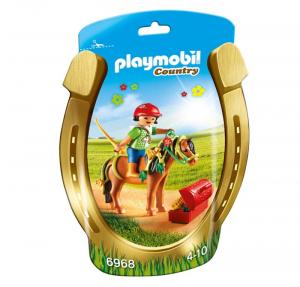 PLAYMOBIL PONY BLOOMS 6968