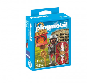 PLAYMOBIL LEGIONARIO ROMANO 9214
