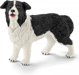 SCHLEICH FARM LIFE BORDER COLLIE 16840