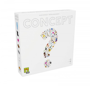 ASMODEE 8640 CONCEPT