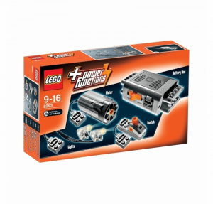 LEGO 8293 TECHNIC - POWER FUNCTIONS